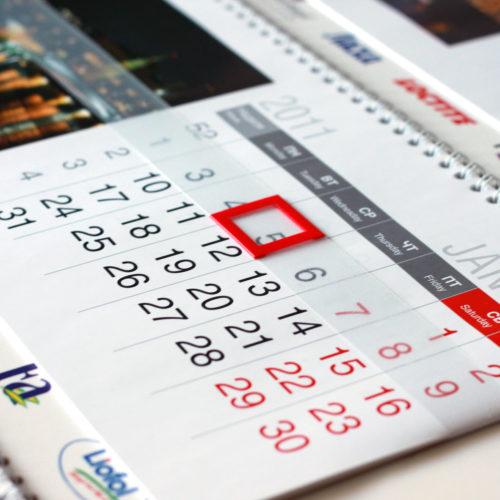 Квартальный календарь HENKEL