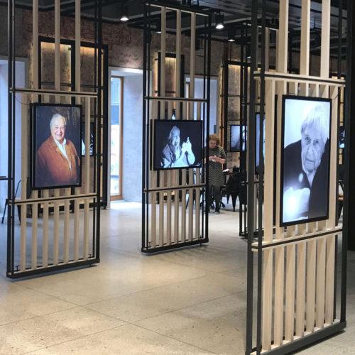 Фотовыставка «Маска и душа» в Электротеатре Станиславский