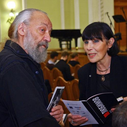 Общественная премия имени Юрия Любимова, 2018